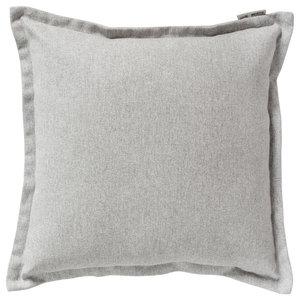 Square Throw Cushion, Natural