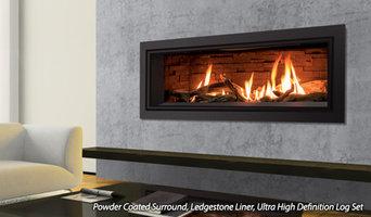 Enviro Gas Fireplace - C44