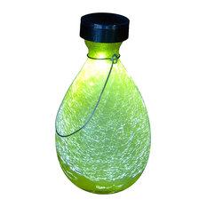 Tear Solar Lantern, Yellow