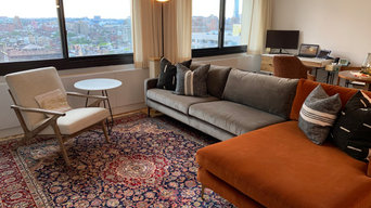 1 Bedroom Unpacking Project for Manhattan Couple