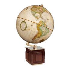 "Replogle Four Square Frank Lloyd Wright Desktop Globe, 12"""
