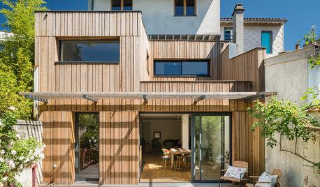 Coup d'œil : 4 maisons agrandies avec une extension
