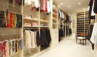 Glenda's Master Closet