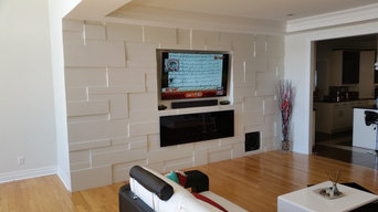 From Rustic to Polished Home Theatre