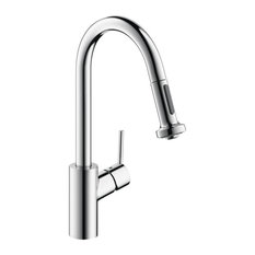 Hansgrohe Talis S_ Higharc Kitchen Faucet, 1.75GPM Chrome