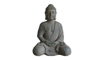 """28"""" Sitting Buddah Garden Statuary Large"""