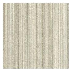 Brewster - Brewster WD3017 Blanchard Sand Faux Silk Stripes Wallpaper - Wallpaper