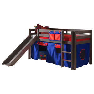 Pino Mid Sleeper Combination Set, Domino, Slide