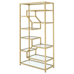 Contemporary Bookcases by GwG Outlet