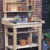 Suburban Gardener's Table