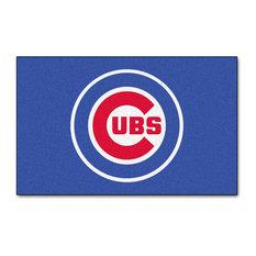 MLB Chicago Cubs Ulti-Mat 5'x8'