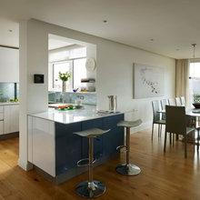 Kitchen Tour: A Compact Yet Chic Open-Plan Design