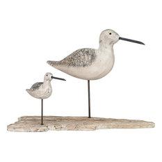 Double Bird Ornament