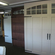 Clarks Garage Door Studio Citys foto