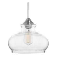 Linea di Liara - Ariella Ovale Glass Pendant Lamp - Pendant Lighting