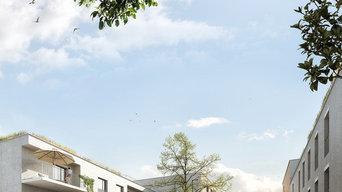 3D Visualisierung Rüssmann Architekten