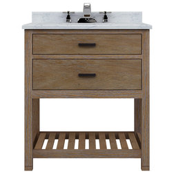 Beach Style Bathroom Vanities And Sink Consoles by Sagehill Designs