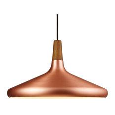 Nordlux - Float Large Pendant Light, Copper - Pendant Lighting