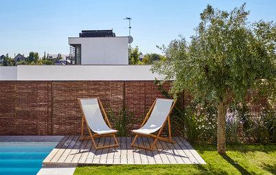 Jardín de la semana: Un espacio sencillo y sugerente