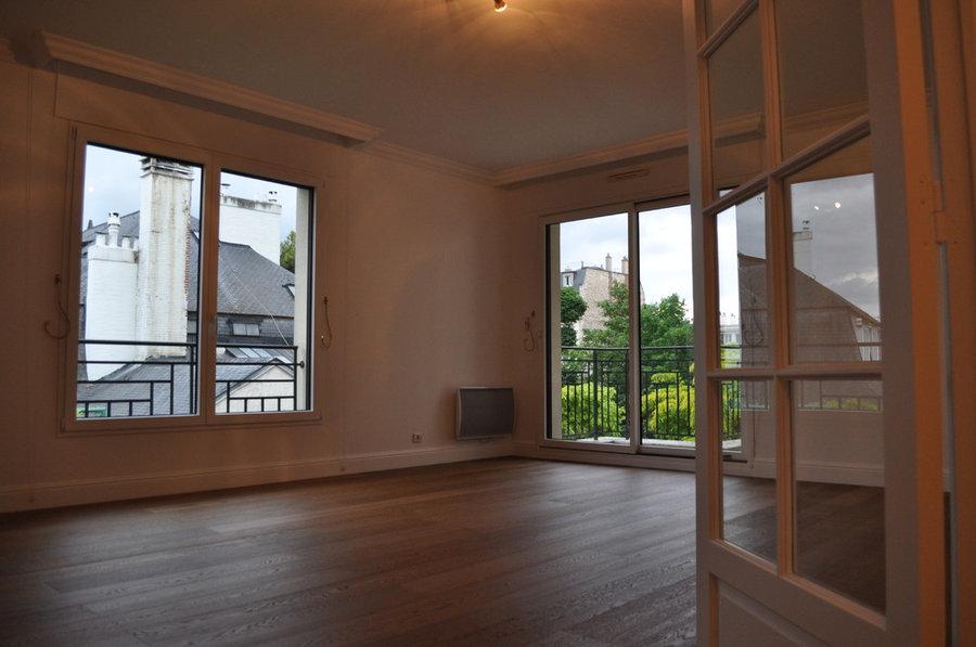 Travaux de peinture et parquet Neuilly sur Seine 110 m²