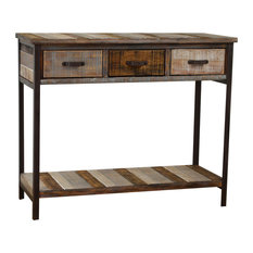 Rustic Console Tables Houzz