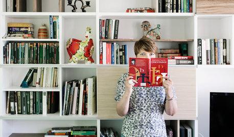 Мир дизайна: Книголюбы и места их обитания