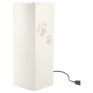 Bow Wow Paper Table Lamp