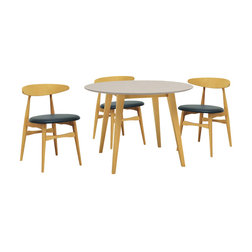 Midcentury Dining Sets by fat june furniture