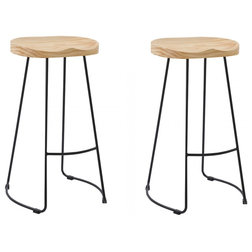 Industrial Bar Stools And Counter Stools by Vig Furniture Inc.
