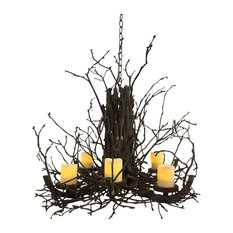 Wish Designs Usa Radiance Non Electric Branch Chandelier Chandeliers