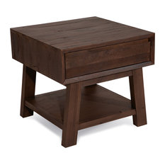 Palliser Furniture Westen 2 Drawers Storage Cocktail Table