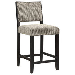 Cool Contemporary Bar Stools And Counter Stools Zoe Counter Stool Bridgeport