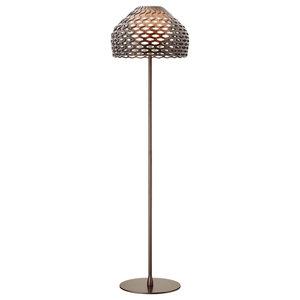 Flos Tatou Floor Lamp, Ochre-Grey
