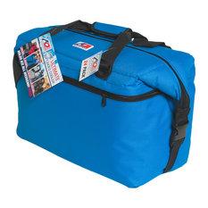 24-Pack Canvas Cooler, Royal Blue