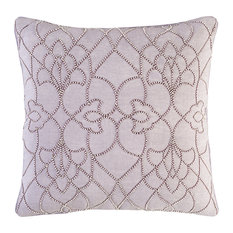 Dotted Pirouette Pillow Cover, 18x18x0.25