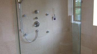 Level Access Shower