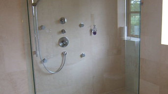 Level Access Shower