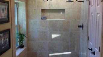 Bath remodel Houston, TX 77065