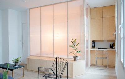 Avant/Après : Ambiance nippone dans ce 25 m2 parisien