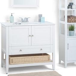 Beach Style Bathroom Vanities And Sink Consoles by Simpli Home Ltd.