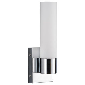 Perpetua LED Vanity Sconce Fixture, Dimmable Warm Soft Light, 1300 Lumens