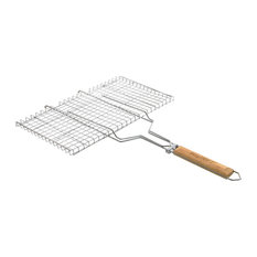 BergHOFF International Inc. - Collect & Cook Steak Grill Basket - Grill Tools & Accessories