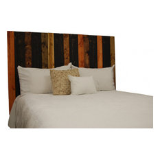 Handcrafted Headboard, Hanger Style, Cabin Mix, California King