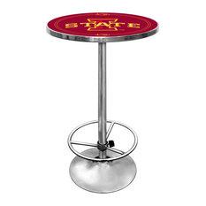 Iowa State University Pub Table   Indoor Pub And Bistro Tables