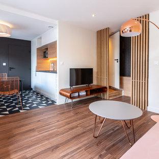 T2 type Airbnb - Vue depuis le salon