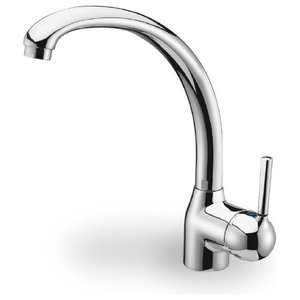 Onda Chrome Kitchen Mixer Tap