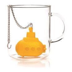 Tea Sub Yellow Submarine Tea Infuser