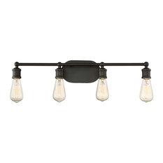 Most Popular OilRubbed Bronze Bathroom Vanity Lights For - Oil rubbed bronze bathroom light bars