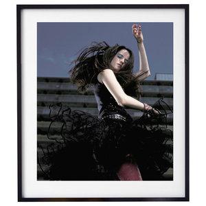"""Jump 003"" Fashion Photography Print, Framed, 58x71 cm"