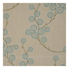 "Zooey Natural Fabric, 50""x36"""
